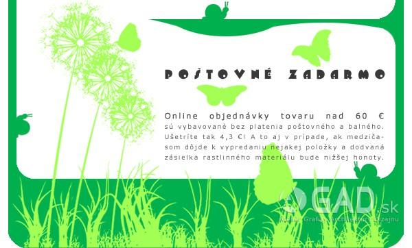 Newsletter 2, rastlinky.sk